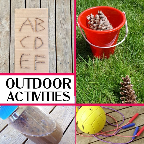Fun ways for kids to play in their own backyard