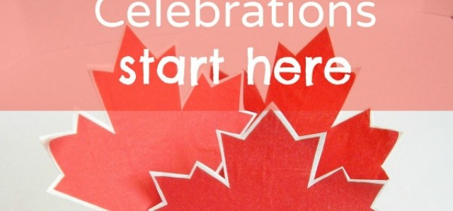 Celebrate Canada Day with homemade decorations the whole family can enjoy
