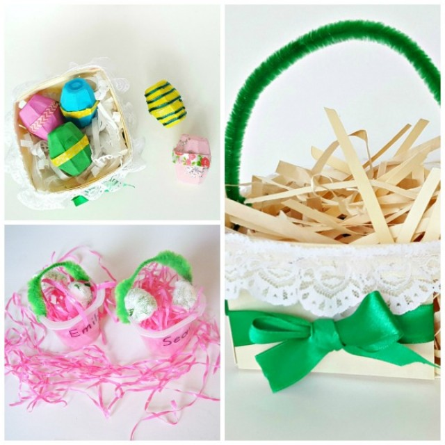 Easter crafts and activities from toddler to kindergarten