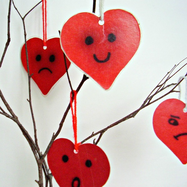 Feelings tree activities to support learning about emotions with kids