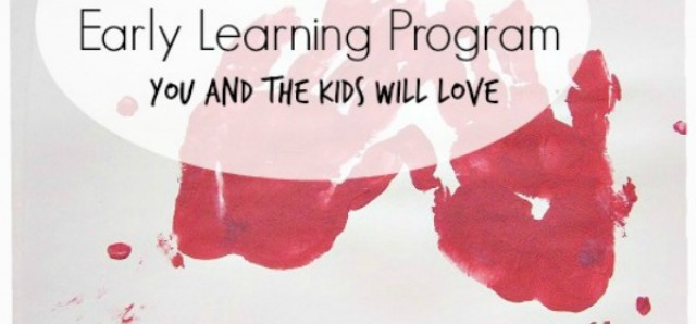 How to develop an early learning program