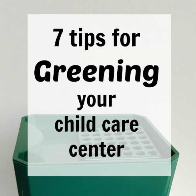 Tips for creating healthy environments for child play spaces