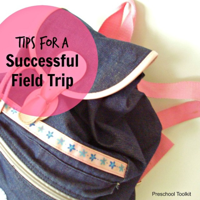 Tips for planning successful field trips with preschoolers