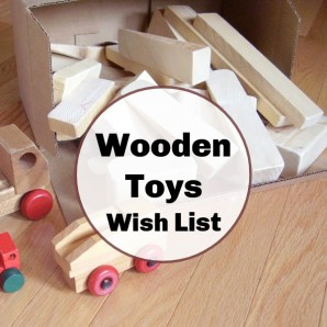 Wood toys to buy for kids