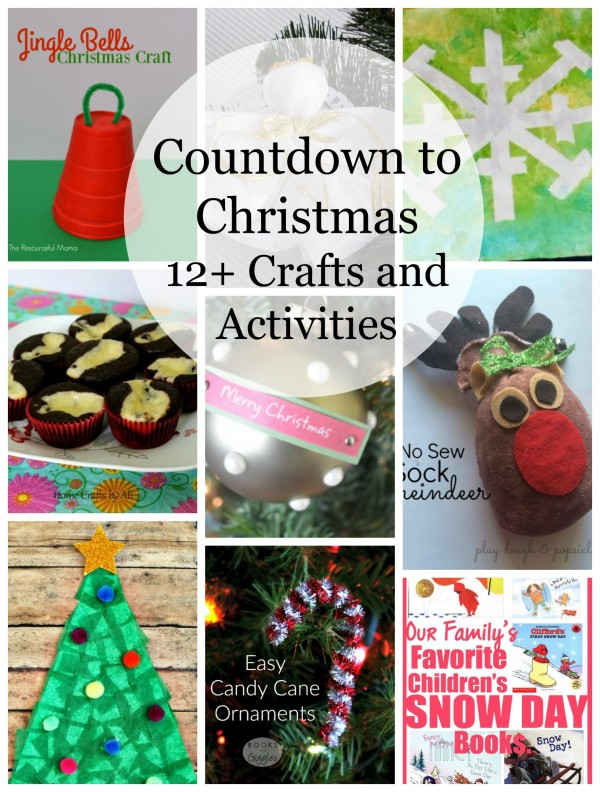 Fun countdown to Christmas Day activities