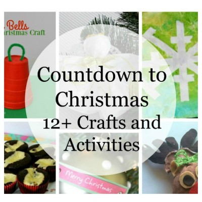 Countdown to Christmas roundup of crafts and activities