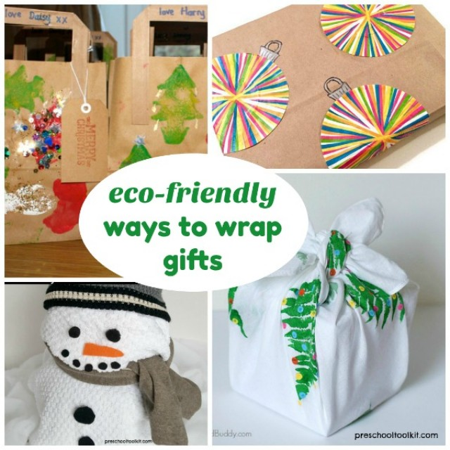Eco-friendly ways to wrap gifts for birthdays and holidays