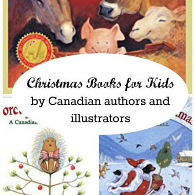 Christmas books by Canadian writers and illustrators