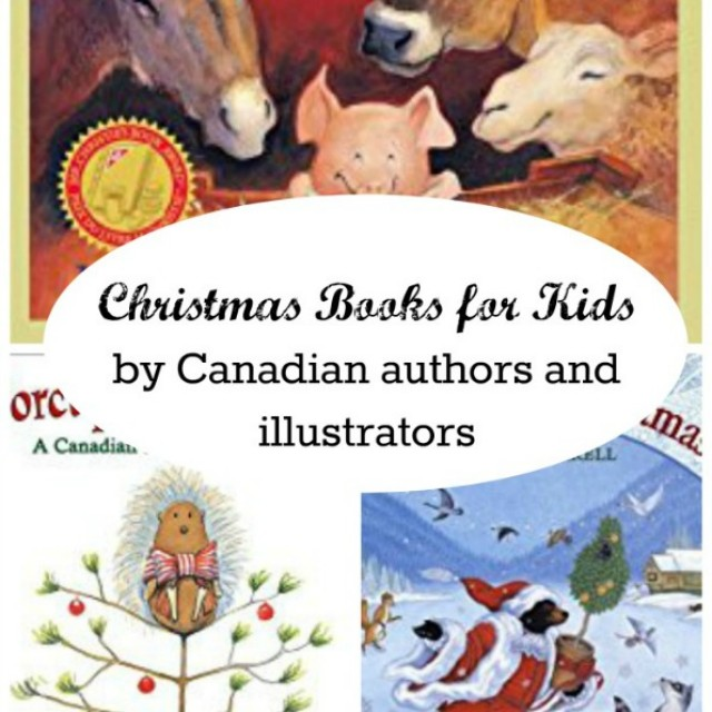 Christmas books by Canadian writers and illustrators - Preschool Toolkit
