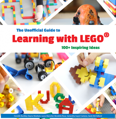 Unofficial guide to learning with lego book resource