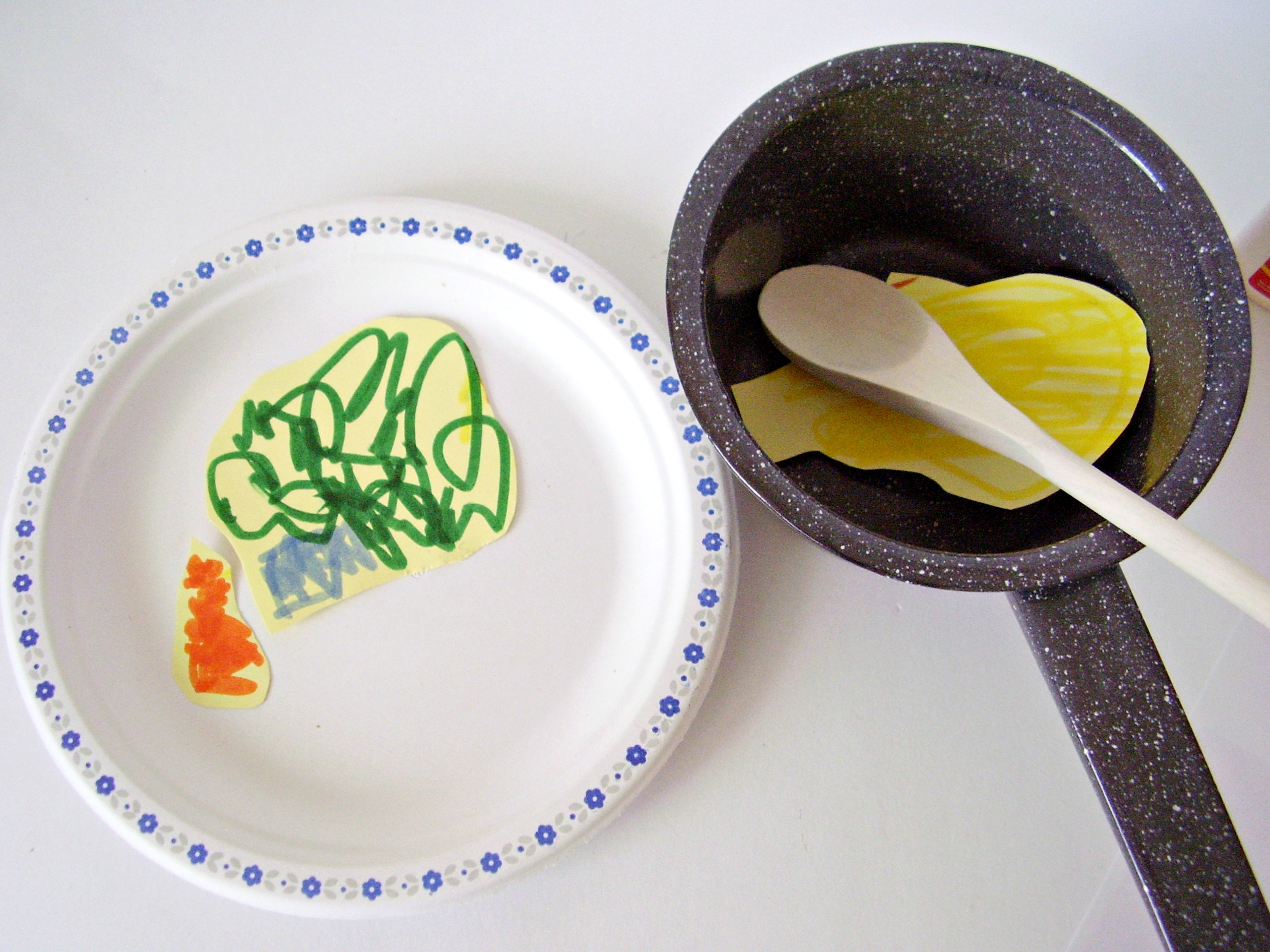 thanksgiving craft for kids using a paper plate preschool toolkit. Black Bedroom Furniture Sets. Home Design Ideas