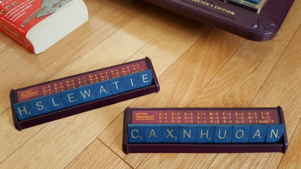 How to Use Scrabble Tiles for Early Literacy Games » Preschool Toolkit