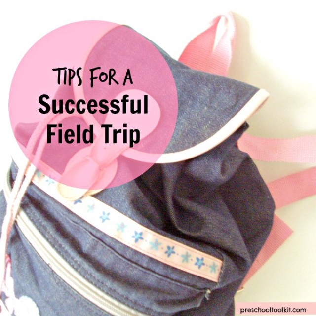 tips for successful field trips with kids