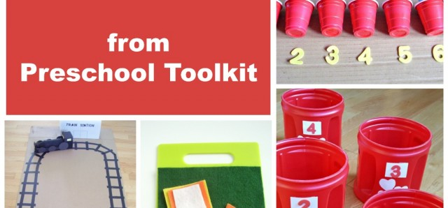 Top posts in 2017 found on the Preschool Toolkit blog