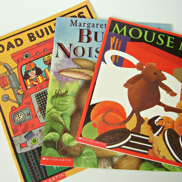Traditional books for early readers