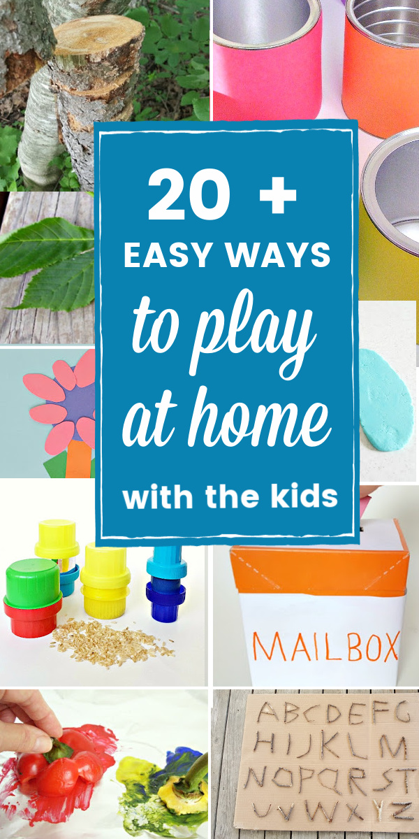 Fun and easy close to home kids activities
