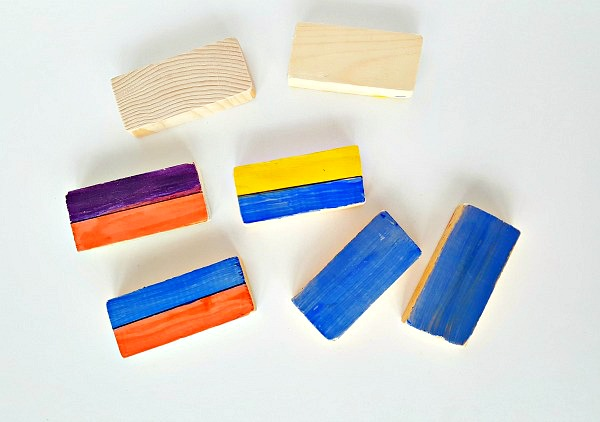 Block play for preschoolers